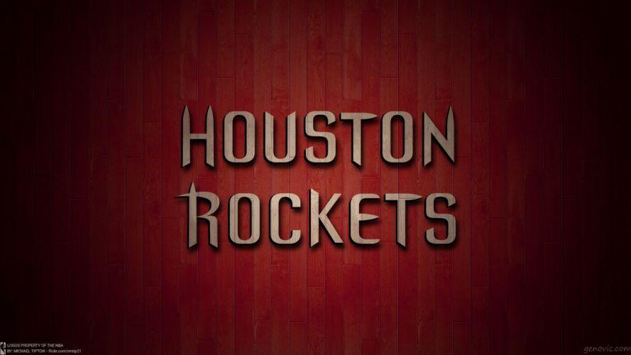 HOUSTON ROCKETS basketball nba (41) wallpaper
