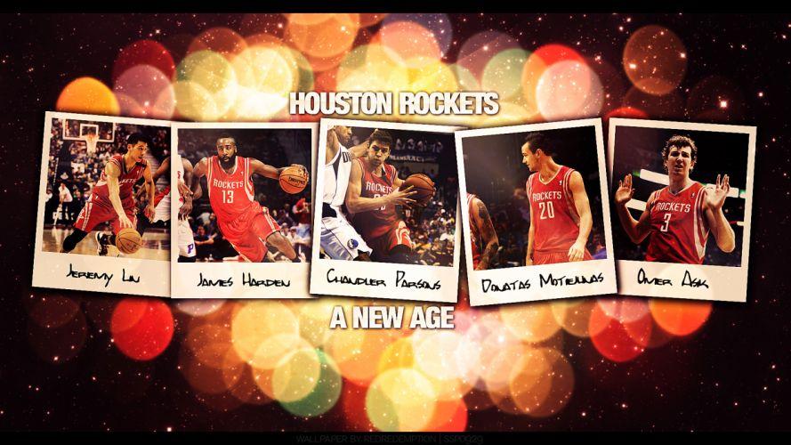 HOUSTON ROCKETS basketball nba (46) wallpaper