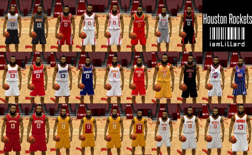 HOUSTON ROCKETS basketball nba (61) wallpaper
