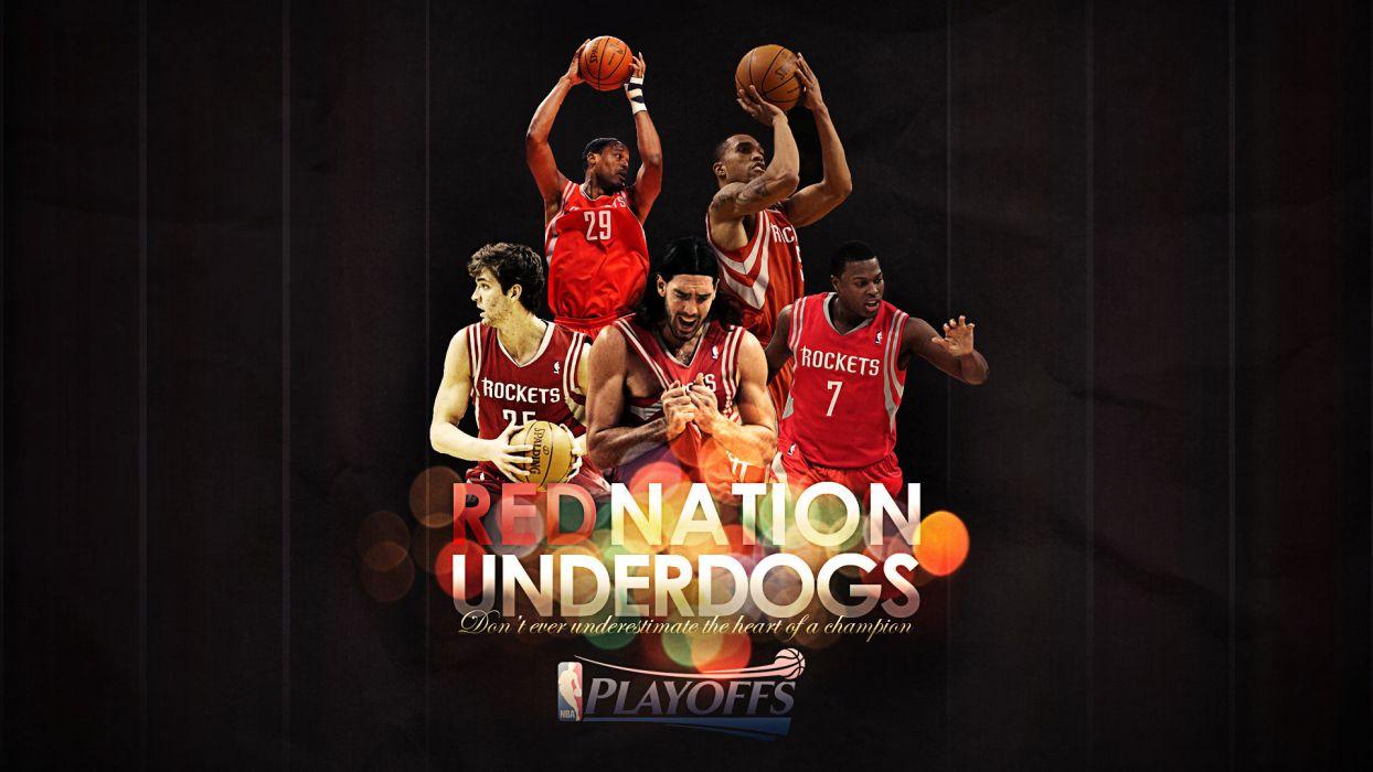 HOUSTON ROCKETS basketball nba (65) wallpaper