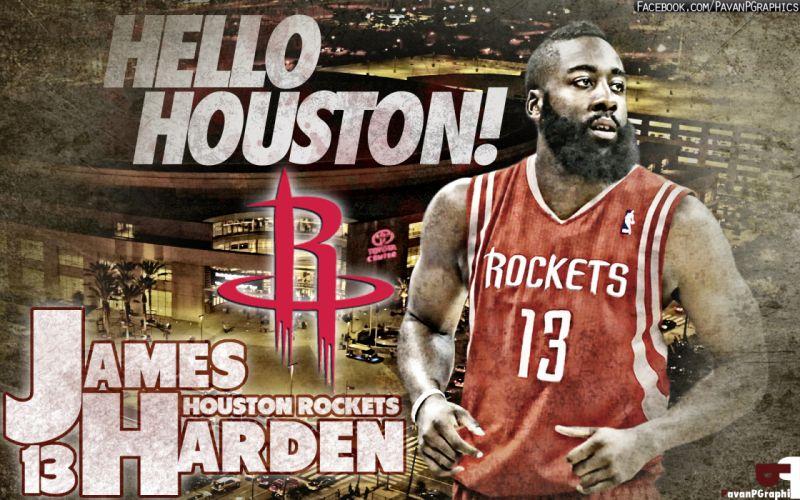 HOUSTON ROCKETS basketball nba (63) wallpaper