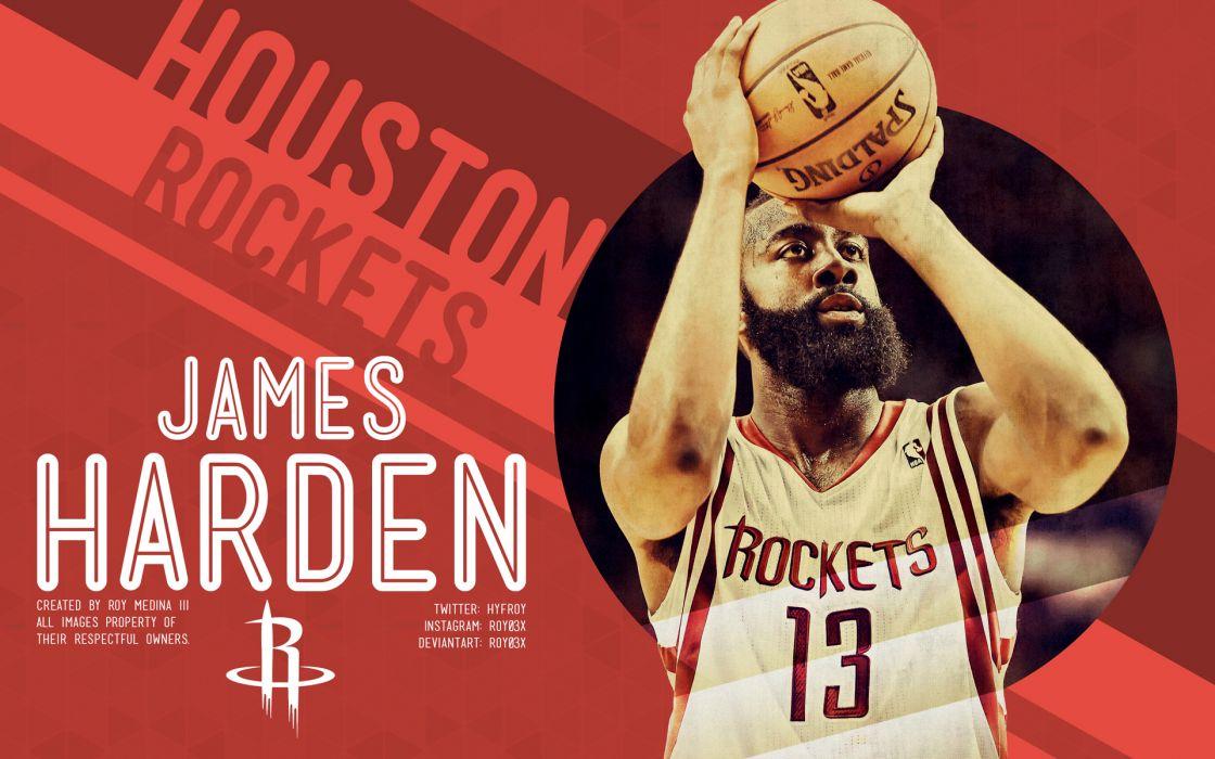 HOUSTON ROCKETS basketball nba (70) wallpaper