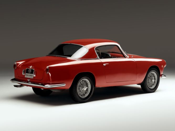 1956-58 Alfa Romeo 1900 Super Sprint (1484) retro x wallpaper