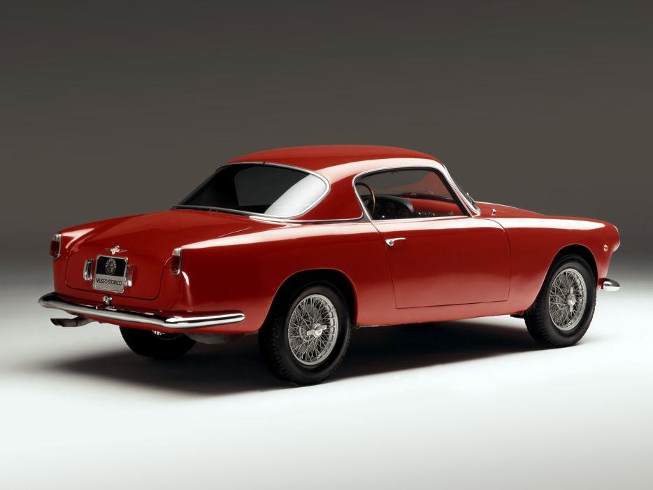 1956-58 Alfa Romeo 1900 Super Sprint (1484) retro x wallpaper