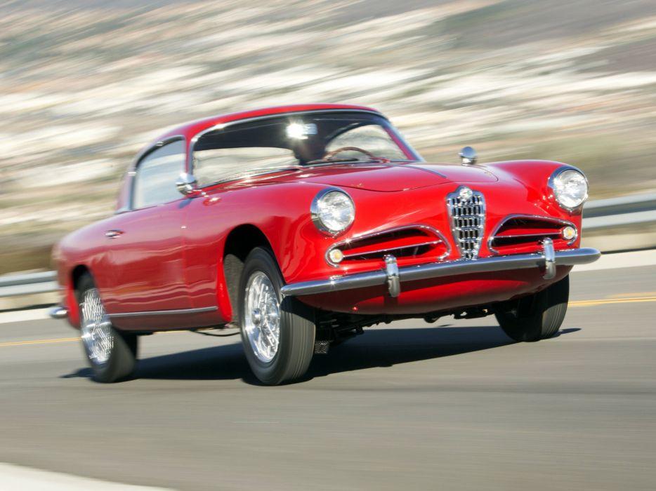1956-58 Alfa Romeo 1900 Super Sprint (1484) retro e wallpaper