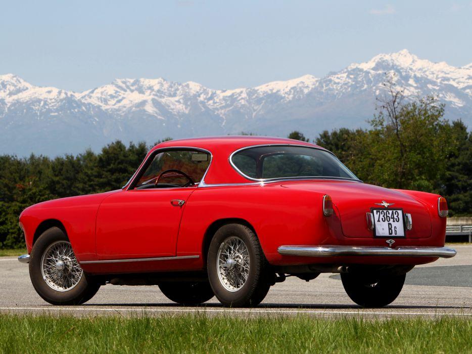 1956-58 Alfa Romeo 1900 Super Sprint (1484) retro w wallpaper