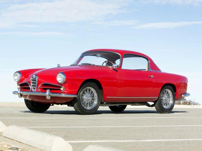 1956-58 Alfa Romeo 1900 Super Sprint (1484) retro j wallpaper
