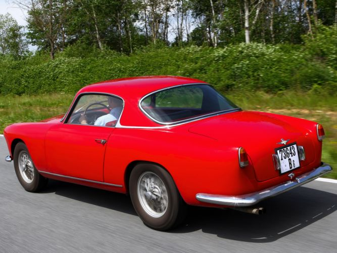 1956-58 Alfa Romeo 1900 Super Sprint (1484) retro 3 wallpaper