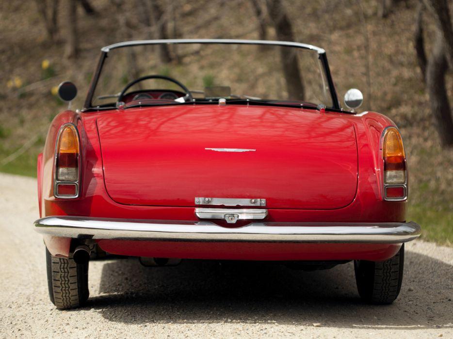 1958-61 Alfa Romeo 2000 Spider (102) retro classic t wallpaper