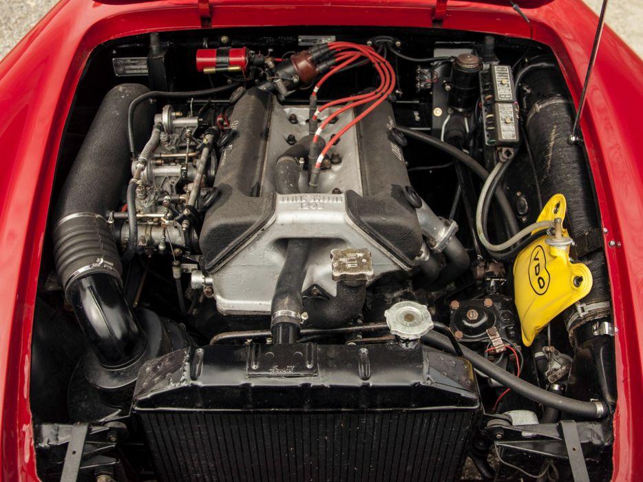 1958-61 Alfa Romeo 2000 Spider (102) retro classic engine  r wallpaper