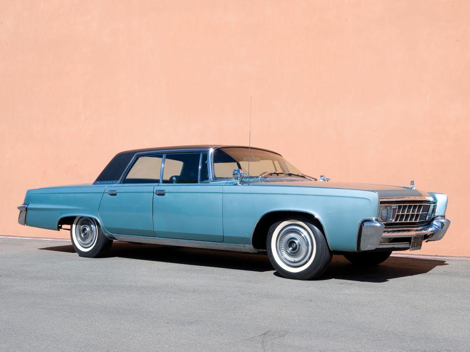 1966 Chrysler Imperial Crown Hardtop Sedan (BY1-M) luxury classic     g wallpaper