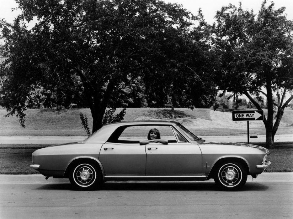 1967 Chevrolet Corvair Monza Hardtop Sedan (10539) classic wallpaper