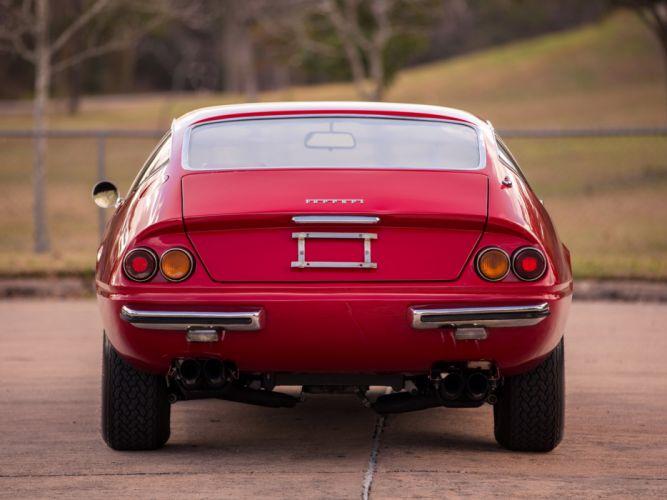 1971-73 Ferrari 365 GTB4 Daytona supercar h wallpaper