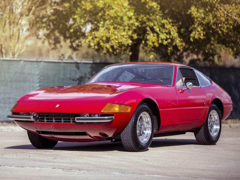 1971-73 Ferrari 365 GTB4 Daytona supercar r wallpaper