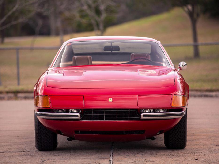 1971-73 Ferrari 365 GTB4 Daytona supercar  s wallpaper