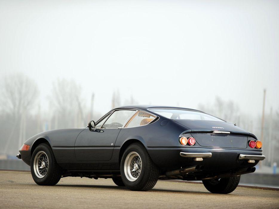 1971-73 Ferrari 365 GTB4 Daytona supercar  d wallpaper