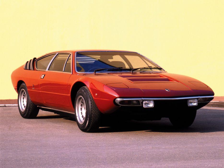 1972-74 Lamborghini Urraco P250 supercar classic  j wallpaper