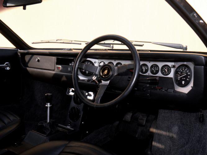 1972-74 Lamborghini Urraco P250 supercar classic y wallpaper