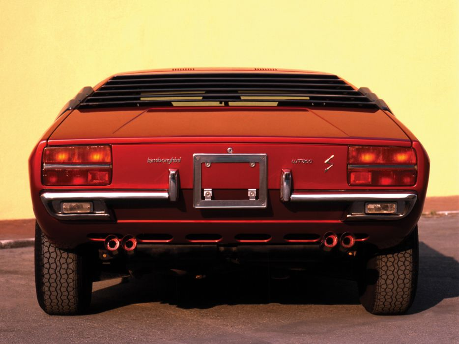 1972-74 Lamborghini Urraco P250 supercar classic        f wallpaper