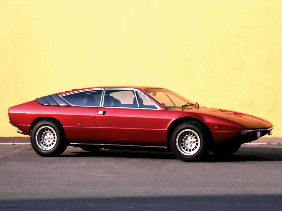 1972-74 Lamborghini Urraco P250 supercar classic   h wallpaper