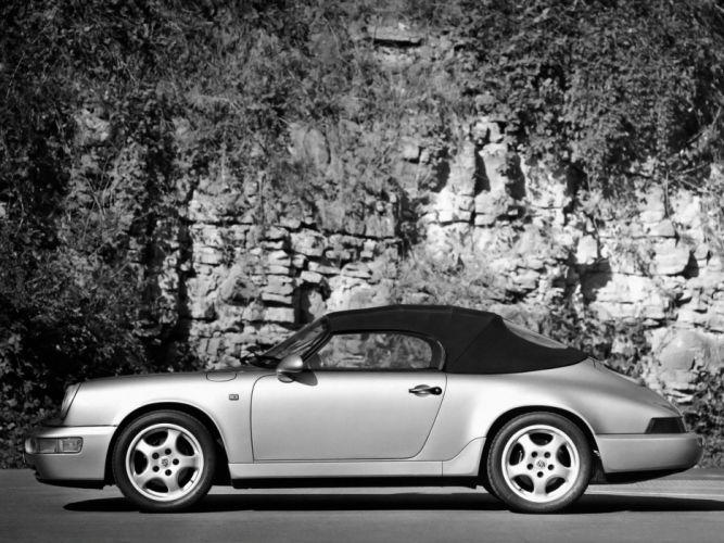 1992-94 Porsche 911 Carrera 2 Speedster (964) supercar y wallpaper