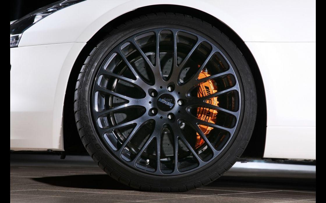 2012 Inden-Design Mercedes Benz SLS AMG Flyer supercar wheel    h wallpaper