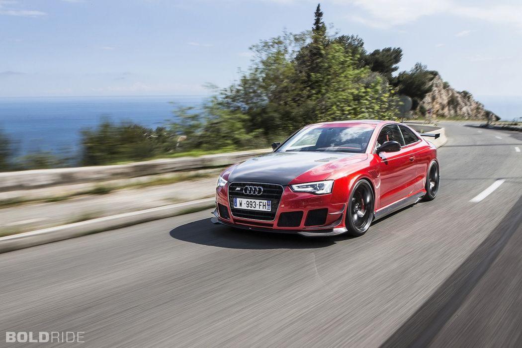 2013 ABT Audi RS5-R tuning (2) wallpaper