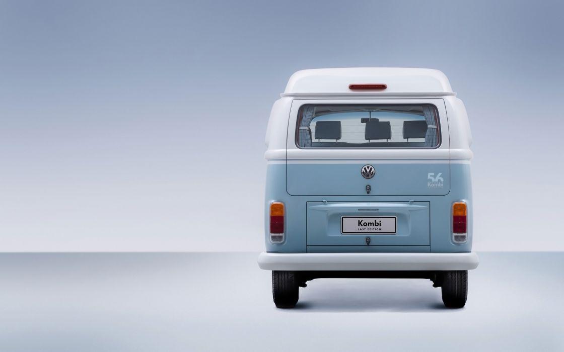2013 Volkswagen Kombi Last Edition van  h wallpaper