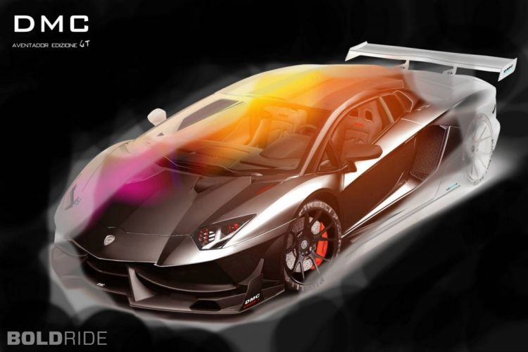 2014 DMC Lamborghini Aventador LP988 Edizione G-T supercar (4) wallpaper