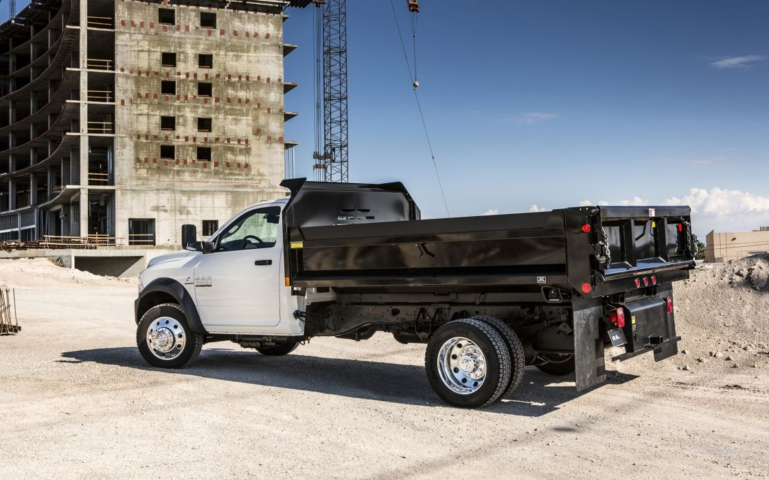 2014 Dodge Ram 5500 4x4 Chassis Cab  r wallpaper