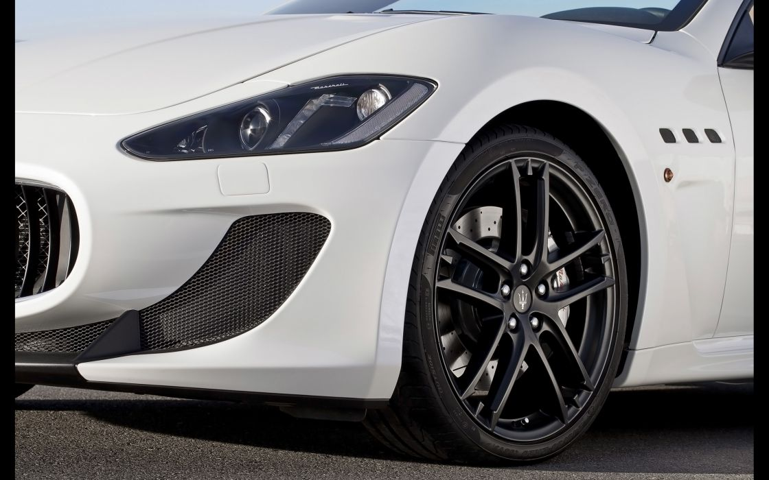 2014 Maserati GranCabrio M-C wheel     f wallpaper
