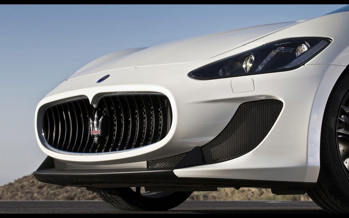 2014 Maserati GranCabrio M-C  d wallpaper