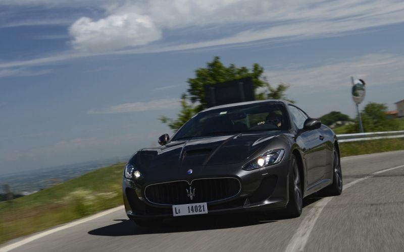 2014 Maserati GranTurismo M-C Stradale jd wallpaper