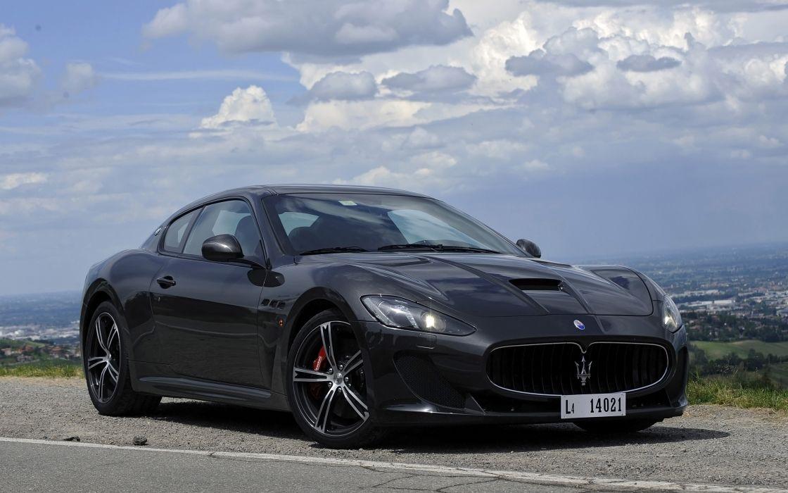 2014 Maserati GranTurismo M-C Stradale  gs wallpaper