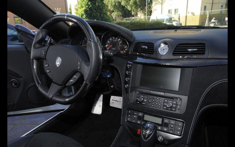 2014 Maserati GranTurismo M-C Stradale interior g wallpaper
