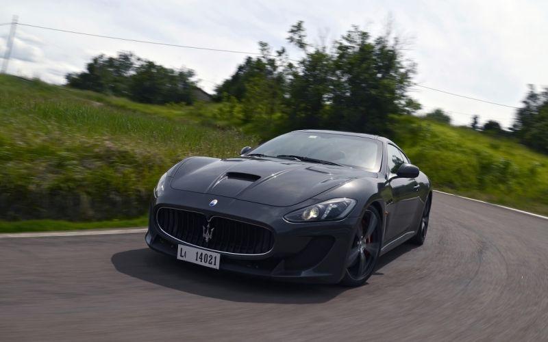 2014 Maserati GranTurismo M-C Stradale h wallpaper