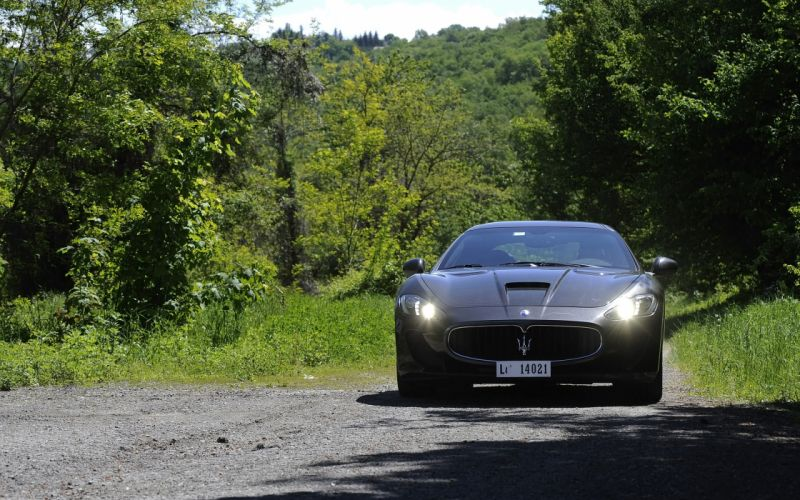 2014 Maserati GranTurismo M-C Stradale g wallpaper