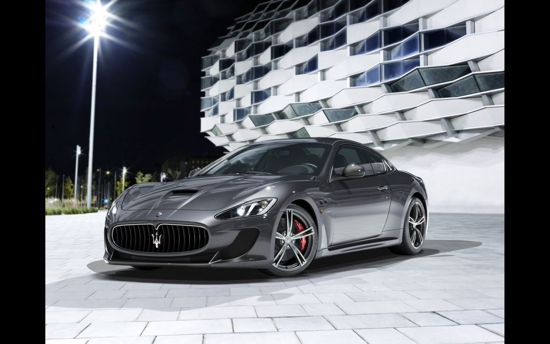 2014 Maserati GranTurismo M-C Stradale   j wallpaper