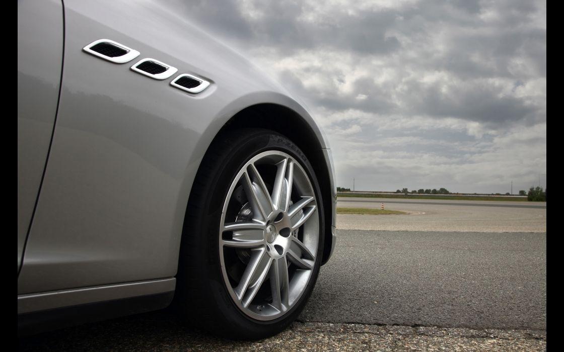2014 Maserati Quattroporte S SQ4 wheel   g wallpaper