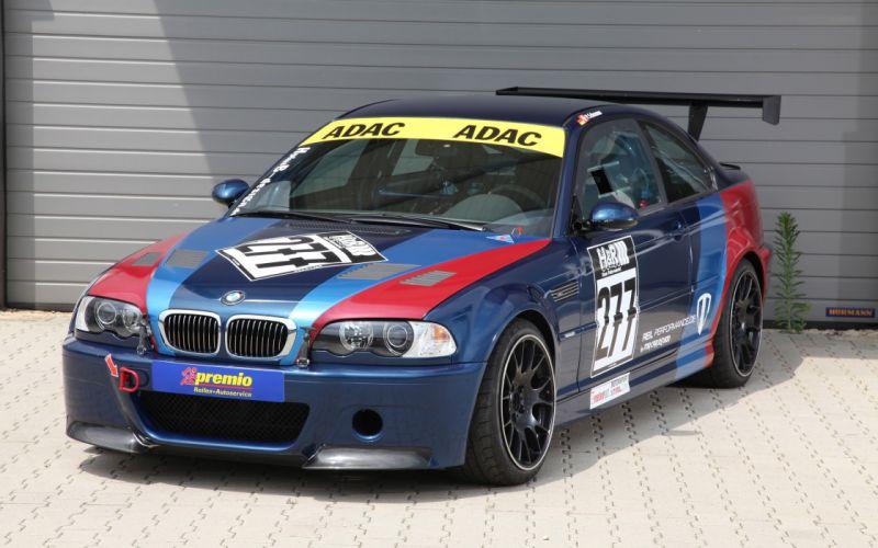 MRcar-Design BMW E46 M-3 CSL tuning race racing g wallpaper