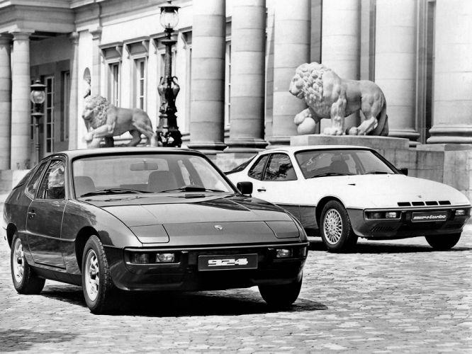 Porsche 924 wallpaper