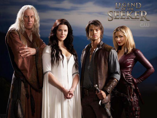 LEGEND OF THE SEEKER adventure drama fantasy (12) wallpaper