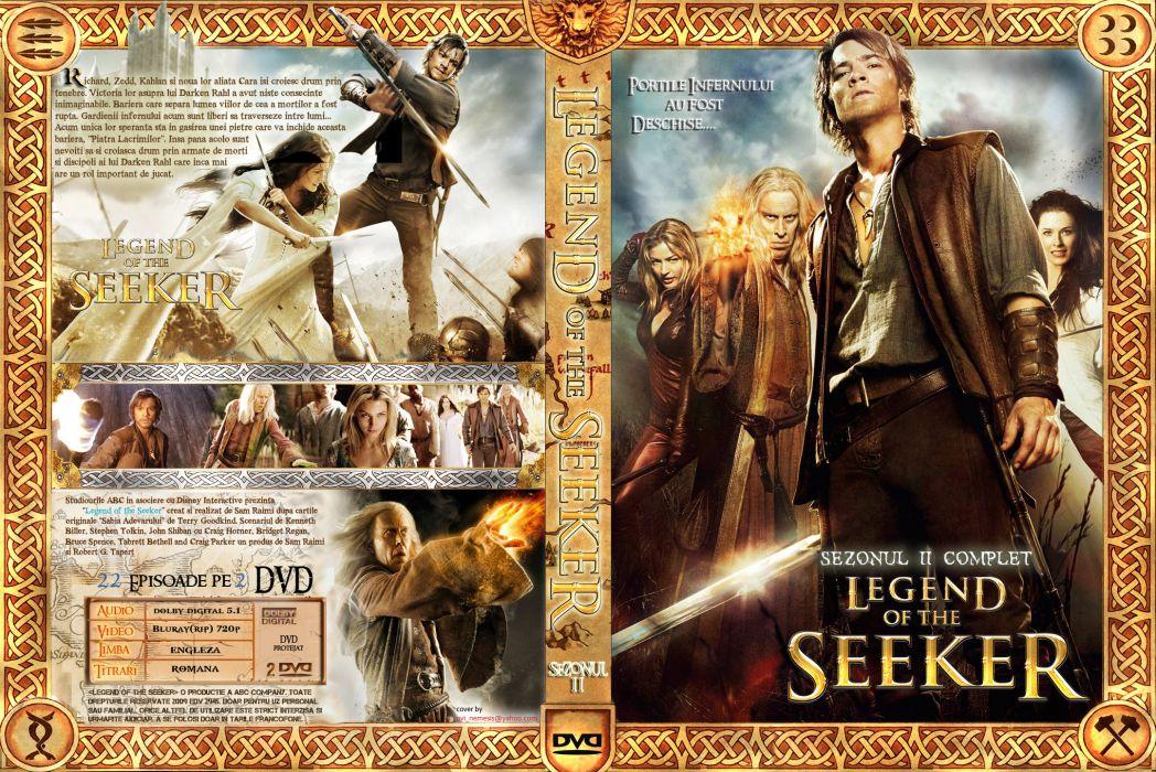 LEGEND OF THE SEEKER adventure drama fantasy (17) wallpaper
