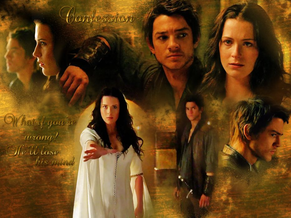 LEGEND OF THE SEEKER adventure drama fantasy (42) wallpaper