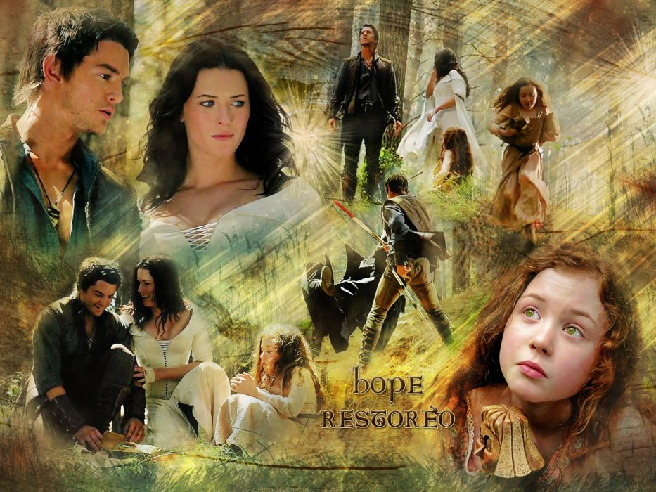 LEGEND OF THE SEEKER adventure drama fantasy (44) wallpaper