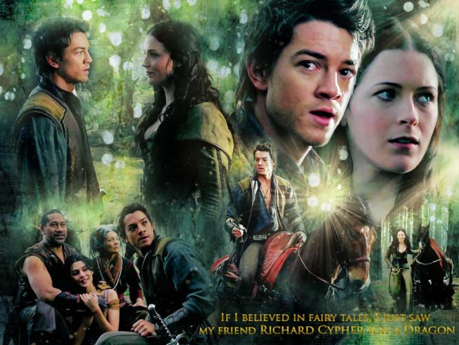 LEGEND OF THE SEEKER adventure drama fantasy (50) wallpaper