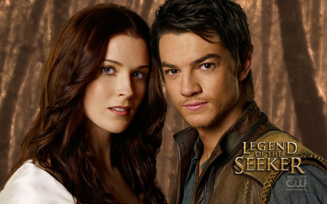 LEGEND OF THE SEEKER adventure drama fantasy (140) wallpaper