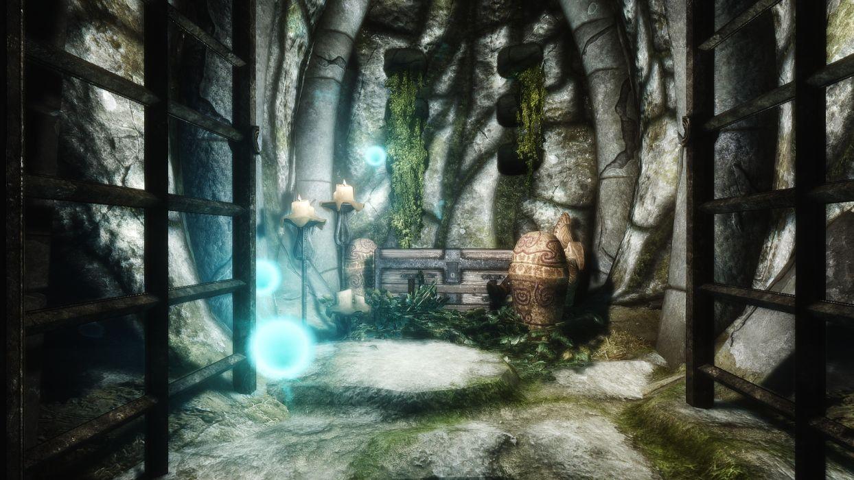 SKYRIM elder scrolls fantasy (3) wallpaper
