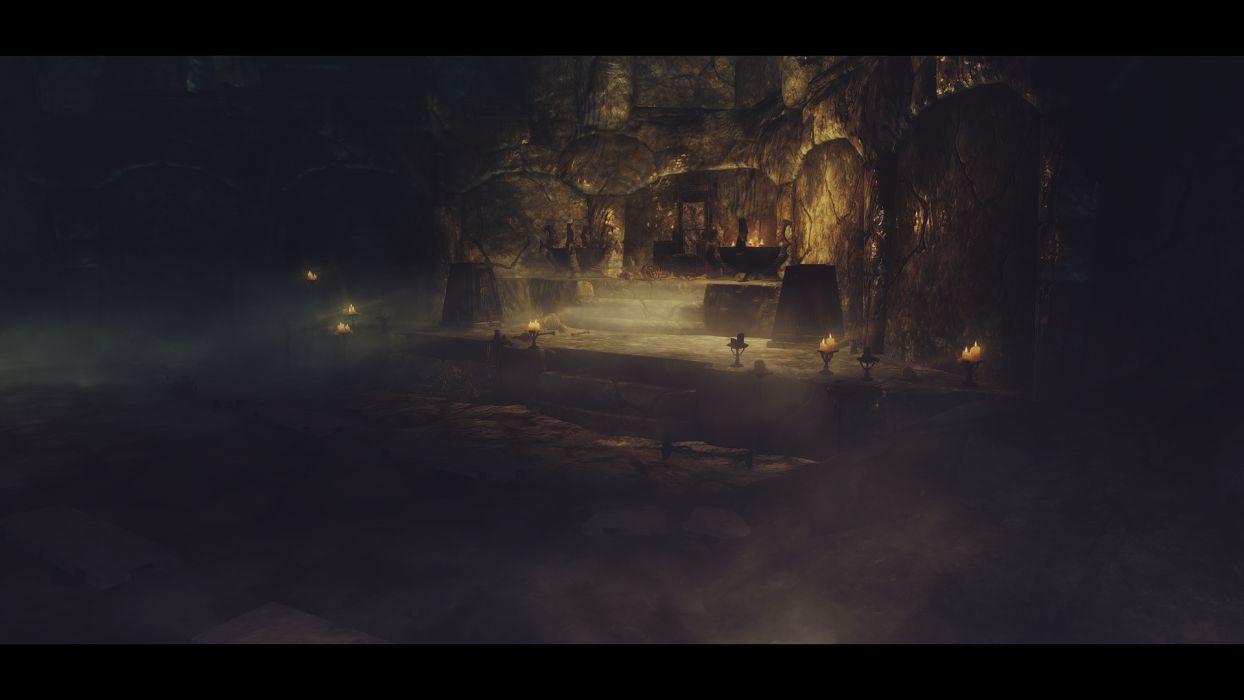 SKYRIM elder scrolls fantasy (8) wallpaper