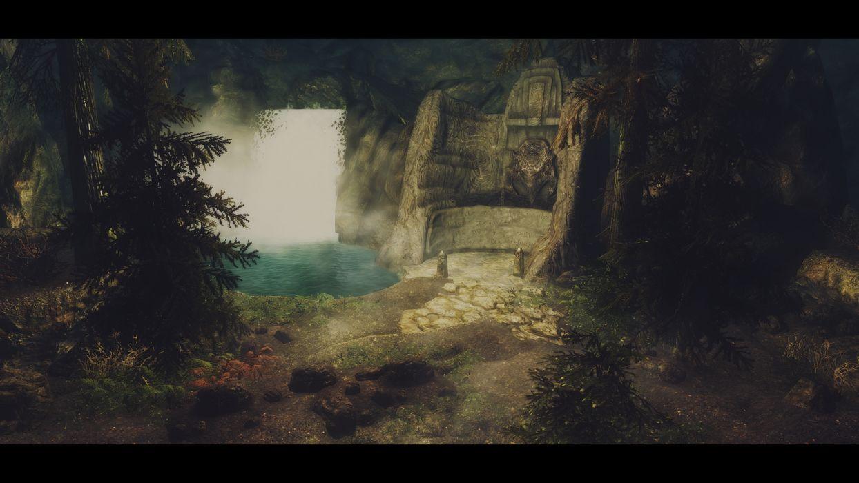 SKYRIM elder scrolls fantasy (9) wallpaper